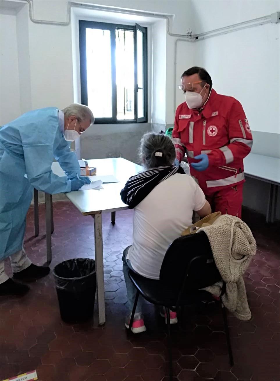 Campagna Vaccinale a Langosco (PV)